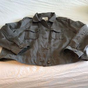 Loft Linen Blend Lightweight Jacket size XLP